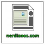 Imagen logotipo documentación en nerdianos.com