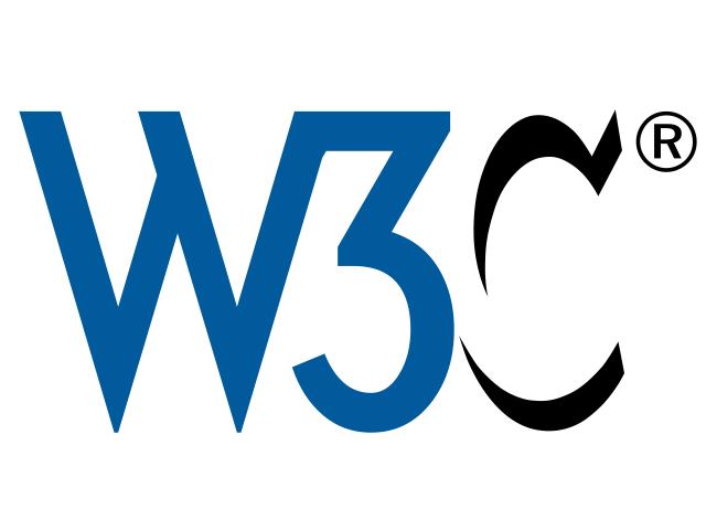 Imagen logo w3c - world wide web consortium
