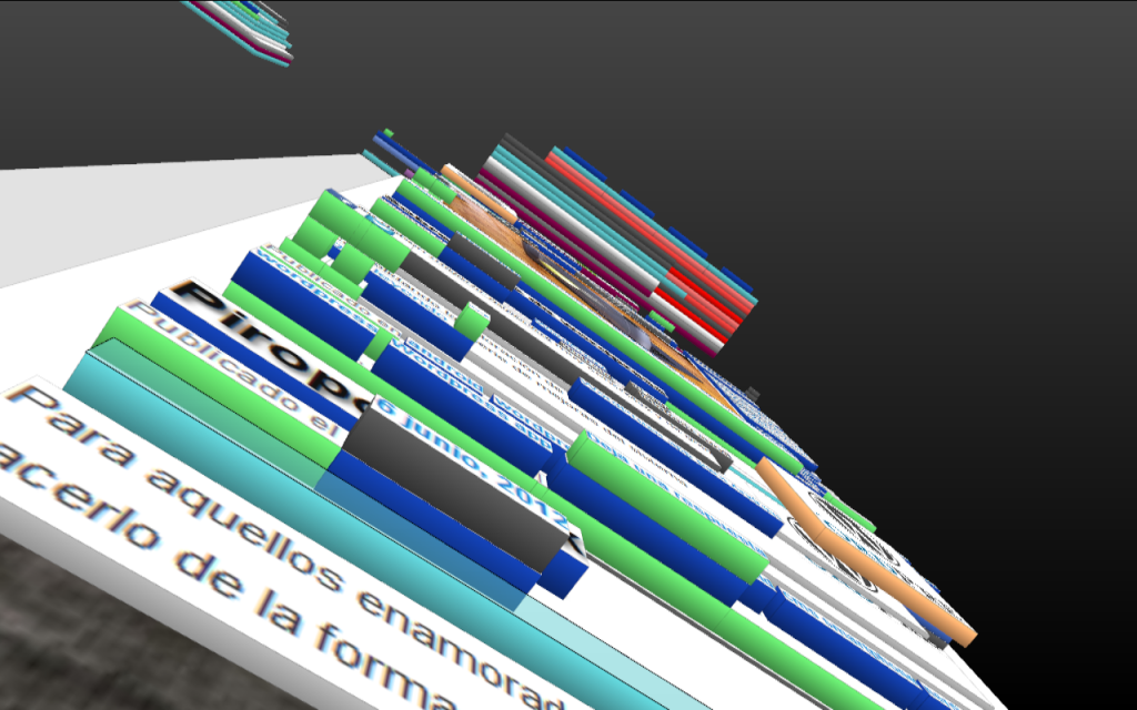 Captura vision web wordpres - vista en 3d