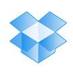 Imagen logo dropbox caja almacenamiento