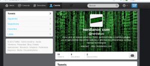 Configurar el nuevo formato de la cabecera de perfil en twitter despues de cambiar
