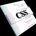 Imagen CSS con código de fondo...