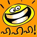 Imagen de moñigote riendo, risas y frases graciosas sobre nacho vidal