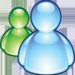 Imagen logo msn messenger